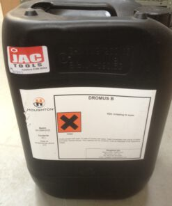 HOUGHTON DROMUS B SOLUBLE CUTTING FLUID 20L