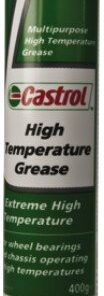 CASTROL HIGH TEMPERATURE GREASE 400G CARTRIDGE