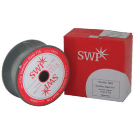SWP 7200 STAINLESS 316LSI 1MM 0.7KG REEL