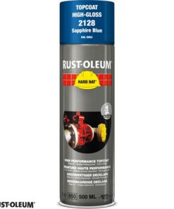 RUSTOLEUM 2128 SAPPHIRE BLUE RAL 5003 SPRAY