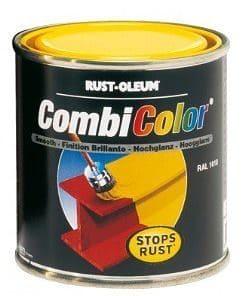 RUSTOLEUM COMBICOLOR GLOSS BLACK RAL 9005 0.75L