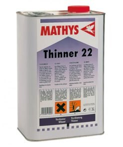 5 LTS RUSTOLEUM / MATHYS THINNERS NO 22
