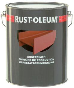 5LT RUSTOLEUM 6469 (7069) RED BROWN PRIMER