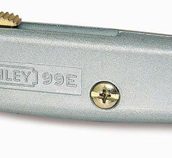 STANLEY 2-10-099 RETRACTABLE BLADE KNIFE 99E & x3 BLADES