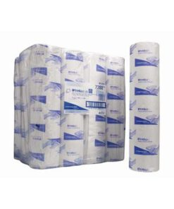 KIMBERLY CLARK CASE (12) KC7288 20'' WHITE COUCH ROLLS