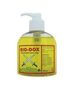 CLOVER BIODOX ANTI-BAC ODURLESS HAND SOAP CASE 6 X 300ML