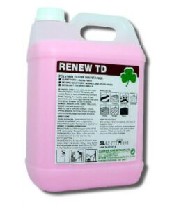 CLOVER RENEW POLYMER TD FLOOR MAINTAINER 5L