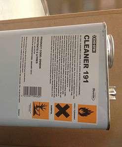 EVOSTIK 094604 191 SOLVENT CLEANER 5LTR