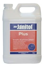 DEB JANITOL PLUS SURFACE CLEANER & DEGREASER 5L