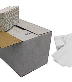CASE (3000) WHITE PREMIUM 2PLY ZFOLD HAND TOWEL