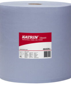 KATRIN INDUSTRIAL TOWELS 3PLY CASE(2) 57462 38CM X 38CM