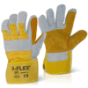 Beeswift Bflex 2000 CANDPP Canadian double palm high quality riggers
